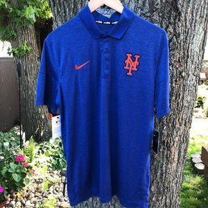 New York Mets Nike polo shirt